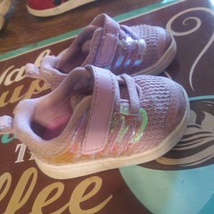 Toddlers Purple wonder Nation Tennis Shoes